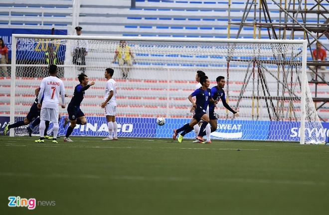 U22 Campuchia vs Myanmar anh 8