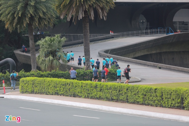 SEA Games: Huy Hoang gianh huy chuong boi ngoai troi 10 km hinh anh 19