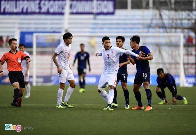 U22 Campuchia vs Myanmar anh 12
