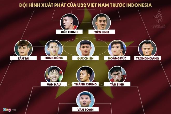 Thang dam Indonesia, U22 Viet Nam gianh HCV SEA Games sau 60 nam hinh anh 18