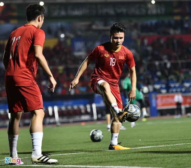 Thang dam Indonesia, U22 Viet Nam gianh HCV SEA Games sau 60 nam hinh anh 20