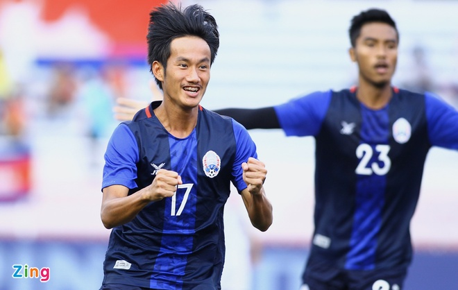 U22 Campuchia vs Myanmar anh 7