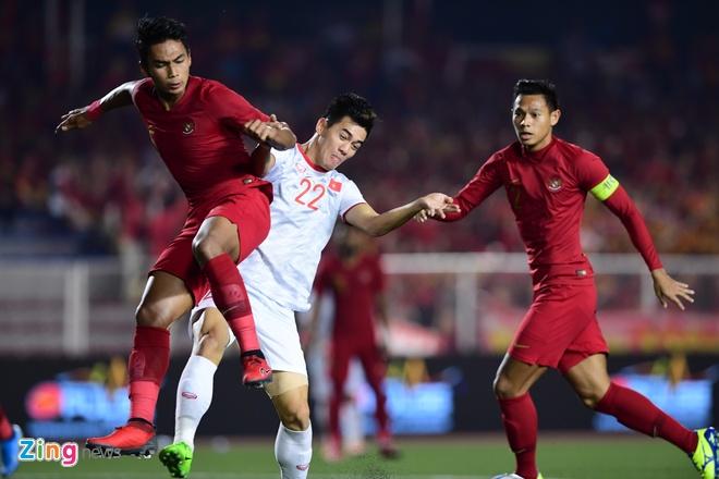 Thang dam Indonesia, U22 Viet Nam gianh HCV SEA Games sau 60 nam hinh anh 26