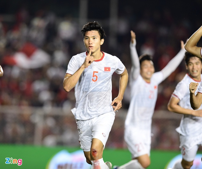 Thang dam Indonesia, U22 Viet Nam gianh HCV SEA Games sau 60 nam hinh anh 42