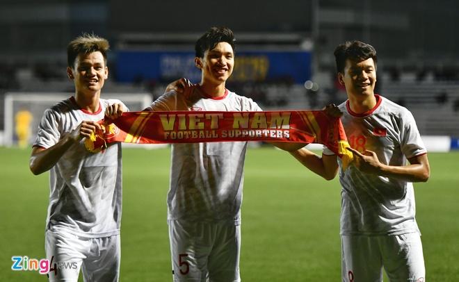 Thang dam Indonesia, U22 Viet Nam gianh HCV SEA Games sau 60 nam hinh anh 58