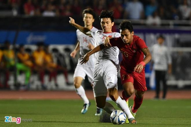 Thang dam Indonesia, U22 Viet Nam gianh HCV SEA Games sau 60 nam hinh anh 35