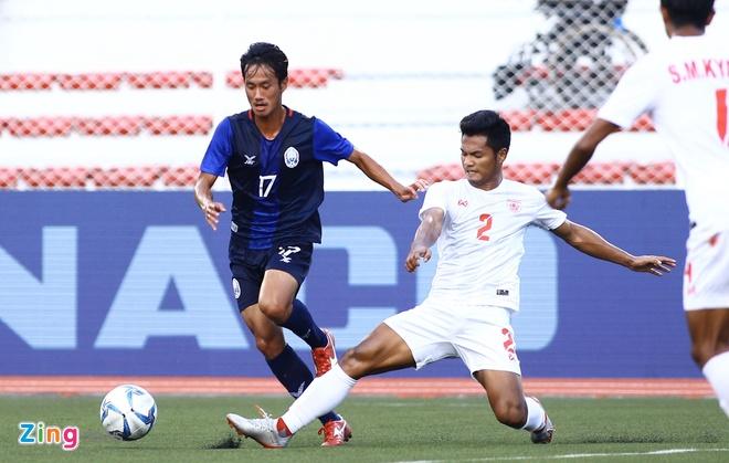 U22 Campuchia vs Myanmar anh 11