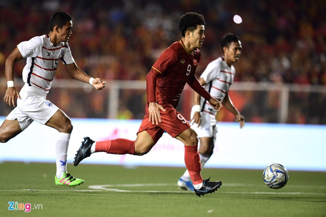 U22 Campuchia vs Myanmar anh 3