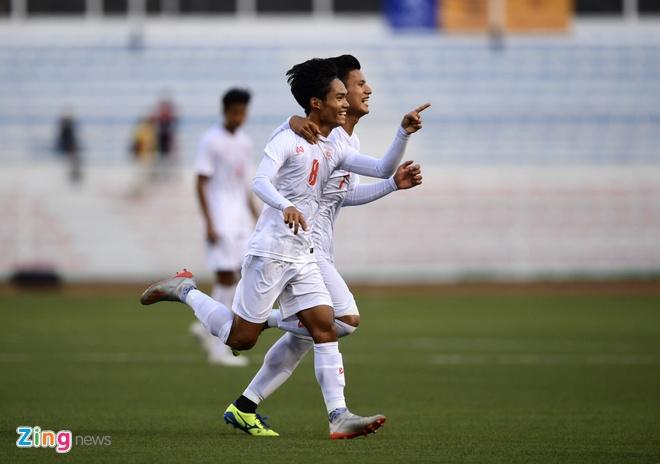 U22 Campuchia vs Myanmar anh 13