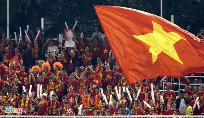 Thang dam Indonesia, U22 Viet Nam gianh HCV SEA Games sau 60 nam hinh anh 21