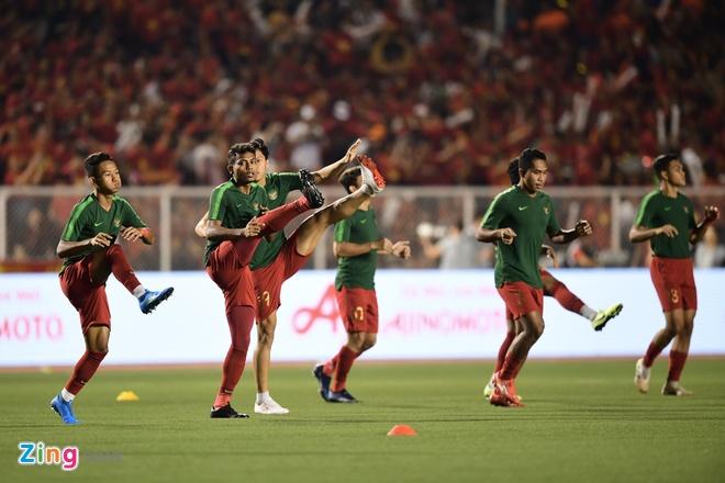 Thang dam Indonesia, U22 Viet Nam gianh HCV SEA Games sau 60 nam hinh anh 16