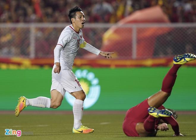 Thang dam Indonesia, U22 Viet Nam gianh HCV SEA Games sau 60 nam hinh anh 53