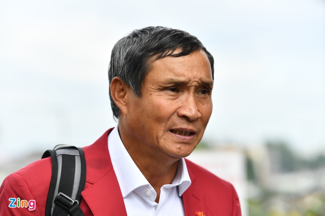 Thay Park, HLV Mai Duc Chung than thiet sau ky SEA Games lich su hinh anh 39