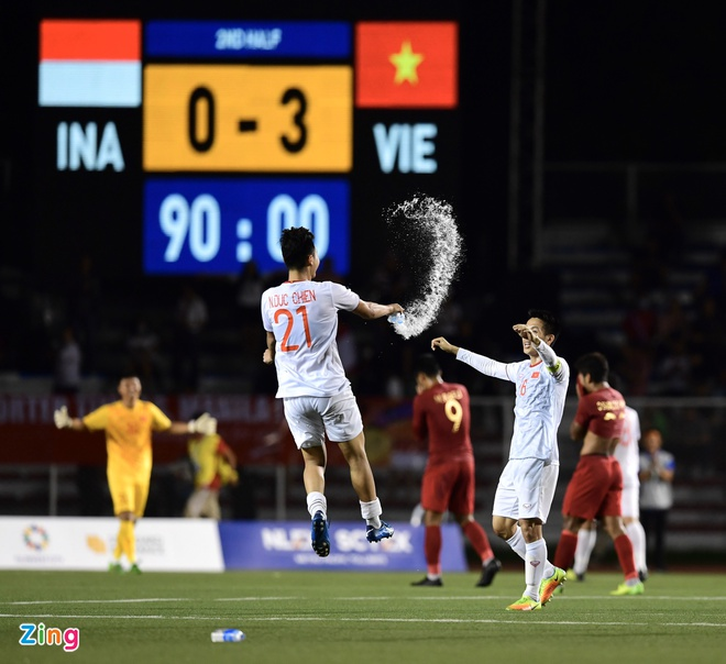 Thay Park, HLV Mai Duc Chung than thiet sau ky SEA Games lich su hinh anh 3
