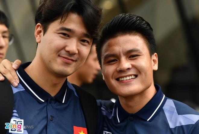 Thay Park, HLV Mai Duc Chung than thiet sau ky SEA Games lich su hinh anh 51
