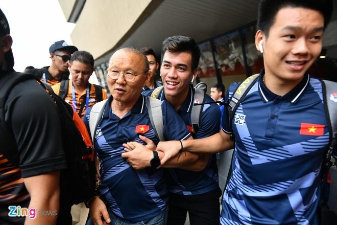 Thay Park, HLV Mai Duc Chung than thiet sau ky SEA Games lich su hinh anh 44
