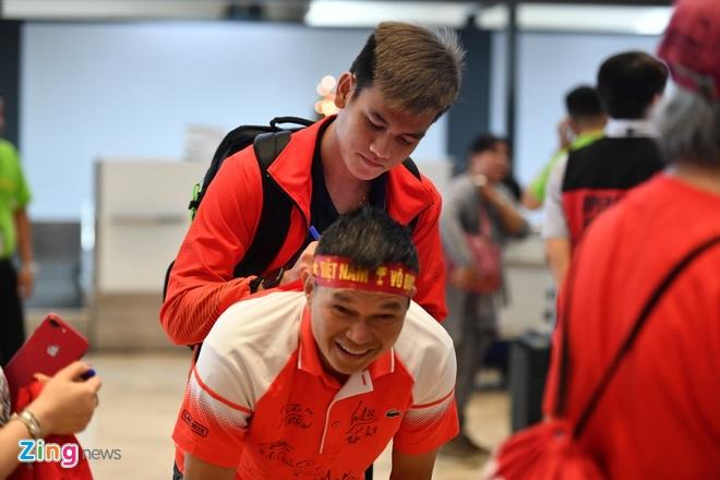 Thay Park, HLV Mai Duc Chung than thiet sau ky SEA Games lich su hinh anh 57