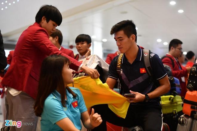 Thay Park, HLV Mai Duc Chung than thiet sau ky SEA Games lich su hinh anh 55