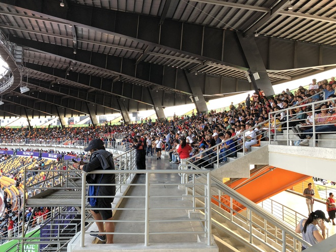 Chu nha Philippines trao co dang cai SEA Games 31 cho Viet Nam hinh anh 10