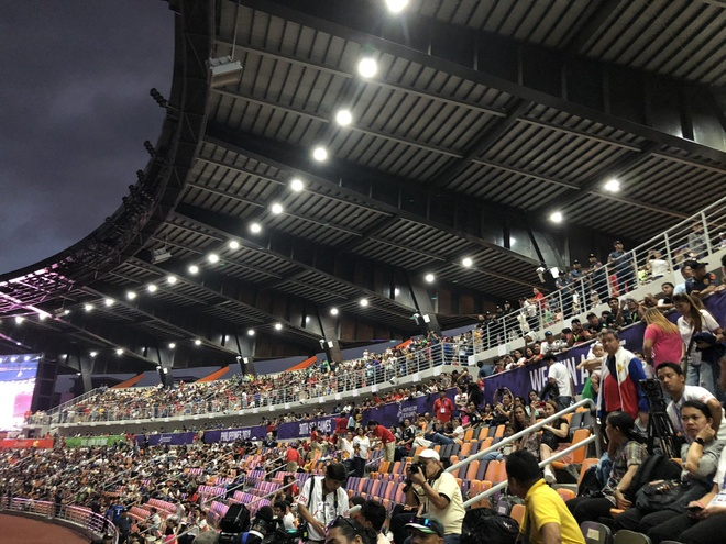 Chu nha Philippines trao co dang cai SEA Games 31 cho Viet Nam hinh anh 14