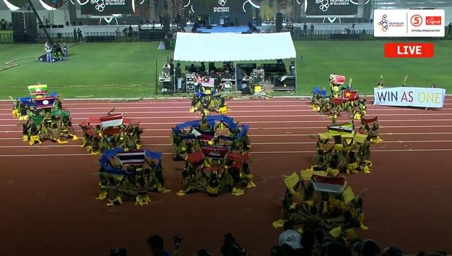 Chu nha Philippines trao co dang cai SEA Games 31 cho Viet Nam hinh anh 15