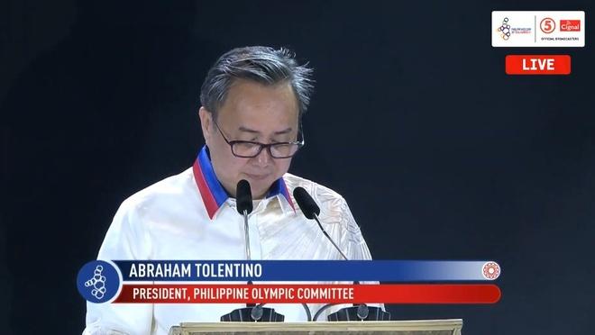 Chu nha Philippines trao co dang cai SEA Games 31 cho Viet Nam hinh anh 42