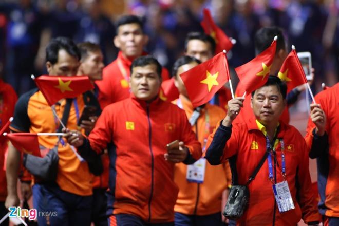 Chu nha Philippines trao co dang cai SEA Games 31 cho Viet Nam hinh anh 28