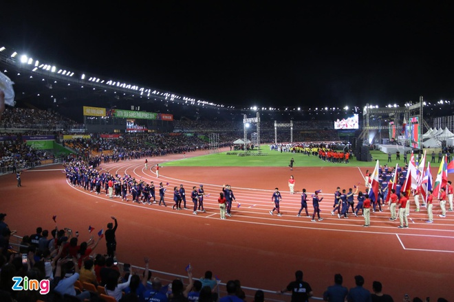 Chu nha Philippines trao co dang cai SEA Games 31 cho Viet Nam hinh anh 29