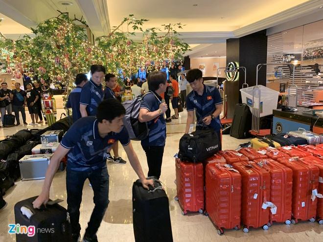 Thay Park, HLV Mai Duc Chung than thiet sau ky SEA Games lich su hinh anh 21