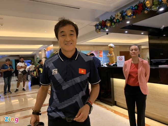 Thay Park, HLV Mai Duc Chung than thiet sau ky SEA Games lich su hinh anh 25