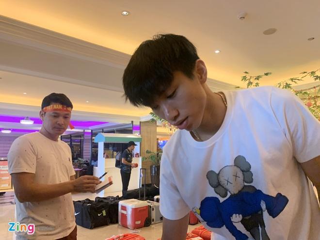 Thay Park, HLV Mai Duc Chung than thiet sau ky SEA Games lich su hinh anh 24