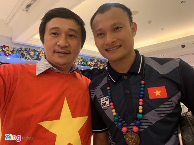 Thay Park, HLV Mai Duc Chung than thiet sau ky SEA Games lich su hinh anh 29