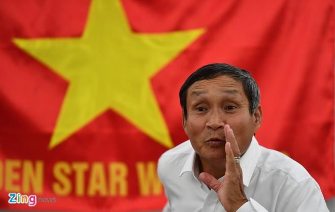 Thay Park, HLV Mai Duc Chung than thiet sau ky SEA Games lich su hinh anh 77