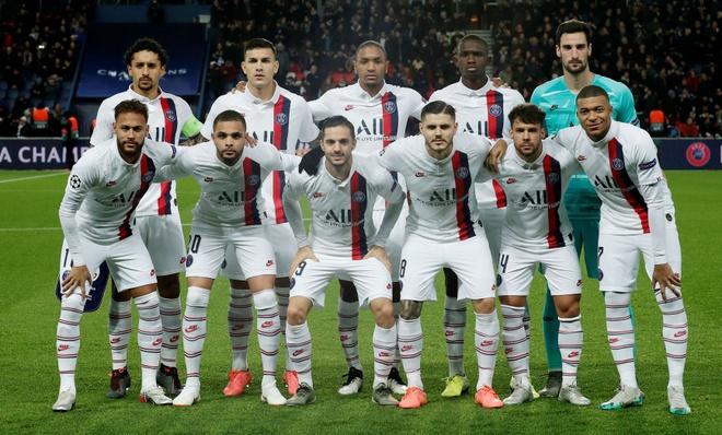 Real, PSG thang tung bung o luot cuoi vong bang Champions League hinh anh 5