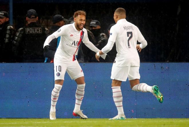 Real, PSG thang tung bung o luot cuoi vong bang Champions League hinh anh 7
