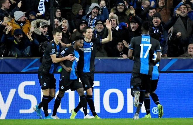 Real, PSG thang tung bung o luot cuoi vong bang Champions League hinh anh 2