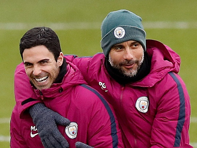 Arteta co the roi Man City de dan dat Arsenal hinh anh 1 ar.jpg