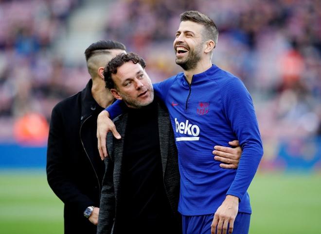 Messi toa sang giup Barca thang dam Alaves hinh anh 12 2019-12-21T145333Z_255586507_RC2QZD9SO690_RTRMADP_3_SOCCER-SPAIN-FCB-ALV-REPORT.JPG