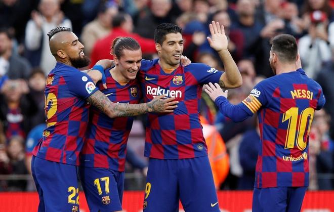 Messi toa sang giup Barca thang dam Alaves hinh anh 1 2019-12-21T151846Z_1569327739_RC2RZD9B5S53_RTRMADP_3_SOCCER-SPAIN-FCB-ALV-REPORT.JPG