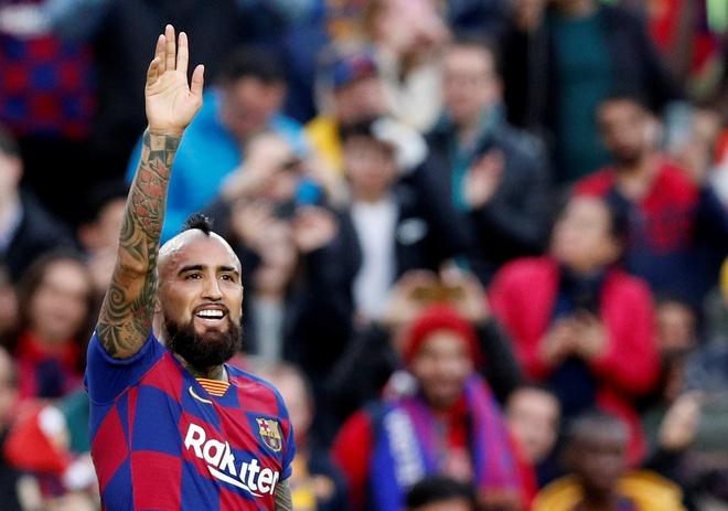 Messi toa sang giup Barca thang dam Alaves hinh anh 17 2019-12-21T160248Z_2007446276_RC2SZD9VZ0OT_RTRMADP_3_SOCCER-SPAIN-FCB-ALV-REPORT.JPG