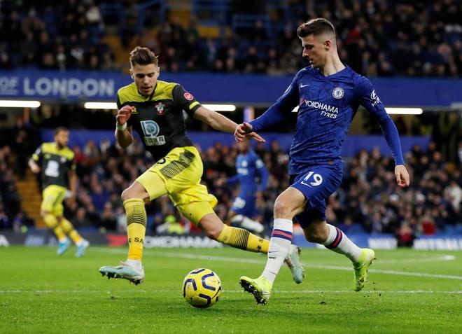 Chelsea that bai 0-2 truoc Southampton ngay tren san nha hinh anh 18 2019_12_26T161515Z_449883187_RC243E92GSJY_RTRMADP_3_SOCCER_ENGLAND_CHE_SOU_REPORT.JPG
