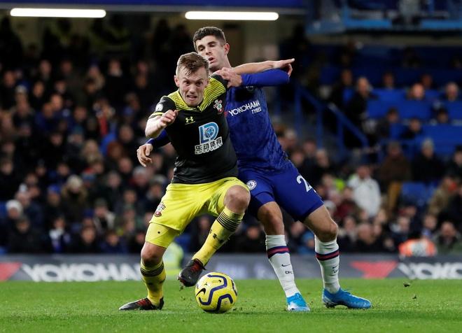 Chelsea that bai 0-2 truoc Southampton ngay tren san nha hinh anh 21 2019_12_26T164107Z_1327354168_RC243E9DEF7G_RTRMADP_3_SOCCER_ENGLAND_CHE_SOU_REPORT.JPG
