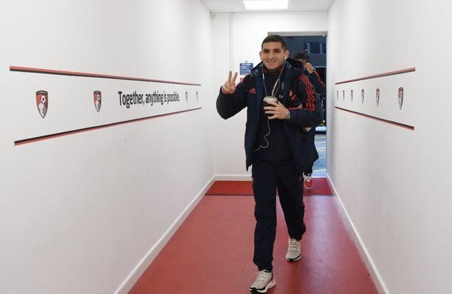 HLV Mikel Arteta ra mat bang tran hoa Bournemouth hinh anh 7 2_4.JPG