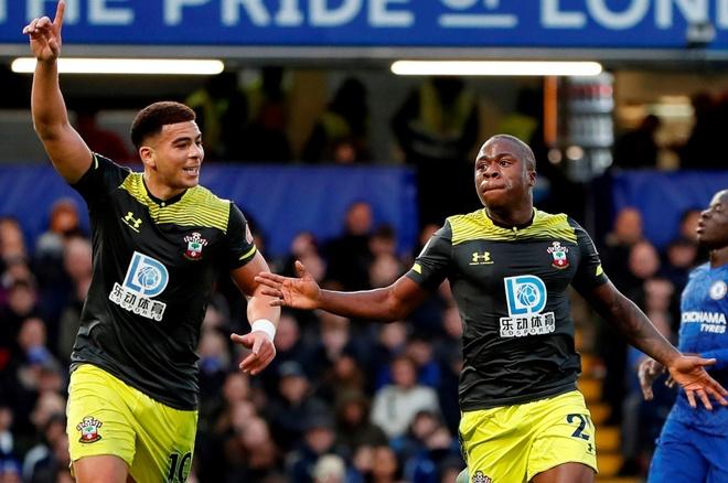 Chelsea Thất Bại 0 2 Trước Southampton Ngay Tren San Nha Bong đa Anh