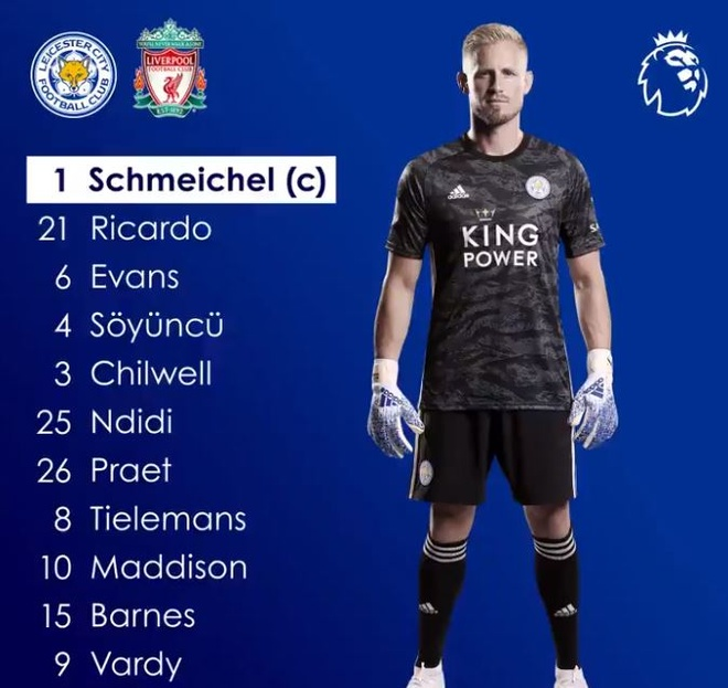 truc tiep Leicester vs Liverpool anh 5