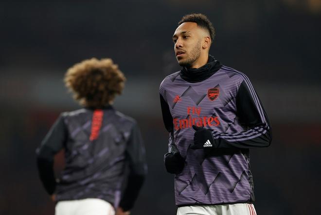 Arsenal thang Man Utd 2-0 tai Emirates hinh anh 9 2020_01_01T193822Z_996218884_RC277E97HUFG_RTRMADP_3_SOCCER_ENGLAND_ARS_MUN_REPORT.JPG