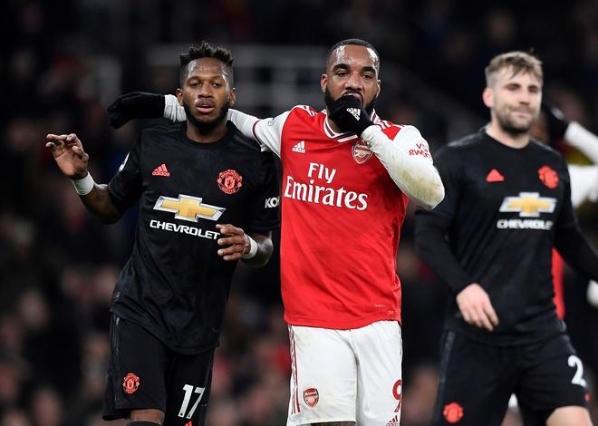 Arsenal thang Man Utd 2-0 tai Emirates hinh anh 13 2020_01_01T203450Z_1453439062_RC287E9QJ8OL_RTRMADP_3_SOCCER_ENGLAND_ARS_MUN_REPORT.JPG