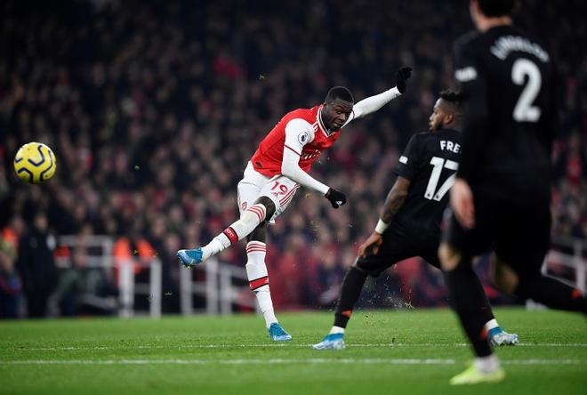 Arsenal thang Man Utd 2-0 tai Emirates hinh anh 14 2020_01_01T204054Z_805600234_RC287E95XX4X_RTRMADP_3_SOCCER_ENGLAND_ARS_MUN_REPORT.JPG