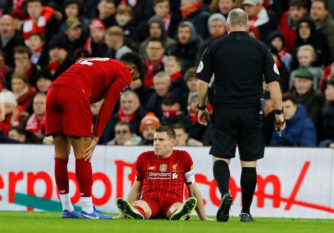 Liverpool vao vong 4 FA Cup trong ngay Minamino da chinh hinh anh 12 2020_01_05T160943Z_277113561_RC2S9E9BBK5R_RTRMADP_3_SOCCER_ENGLAND_LIV_EVE_REPORT.JPG