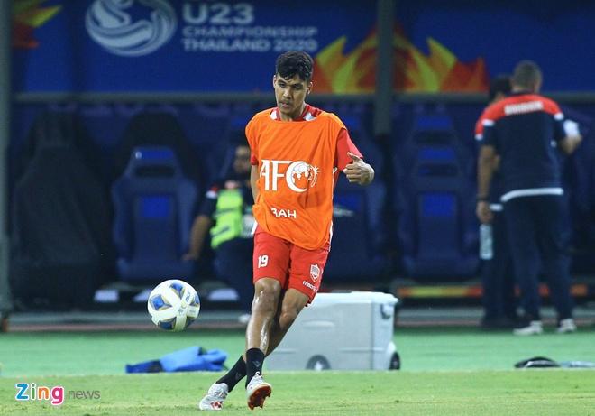 truc tiep U23 THAI Lan vs Bahrain anh 11
